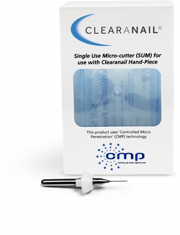 Click here to find out more about CLEARANAIL